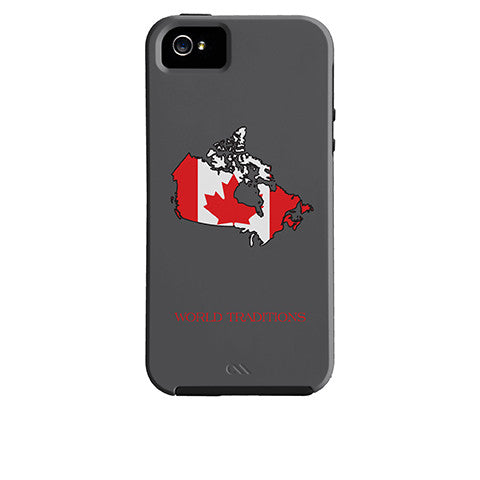 Canada Traditional iPhone Case