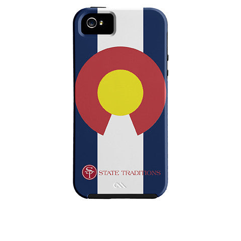 Colorado Flag iPhone Case
