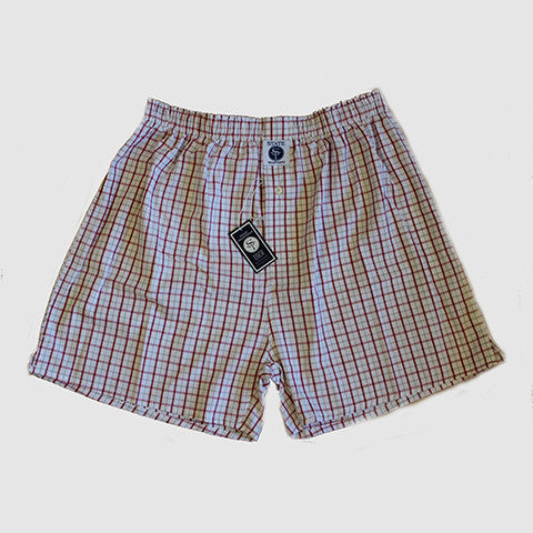 State Traditions Boxers Crimson and Grey