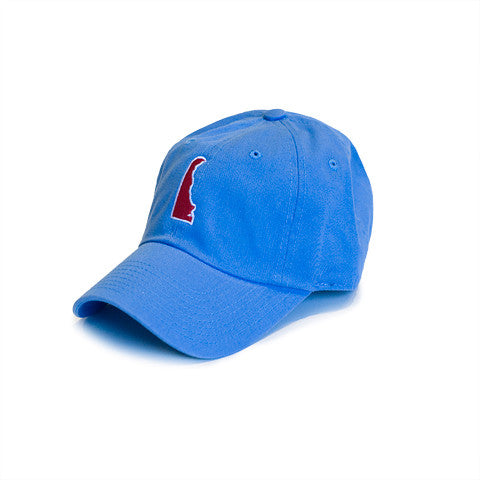 Delaware Gameday Hat Light Blue