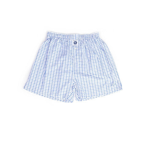 North Carolina Chapel Hill Gameday Boxers Blue
