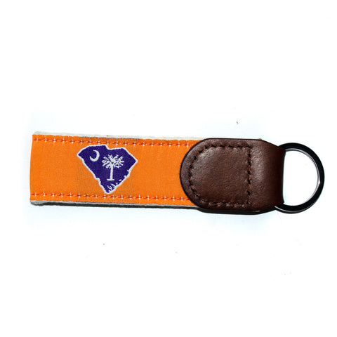 South Carolina Clemson Gameday Key Fob