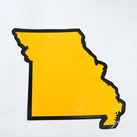 Missouri Columbia Gameday Sticker