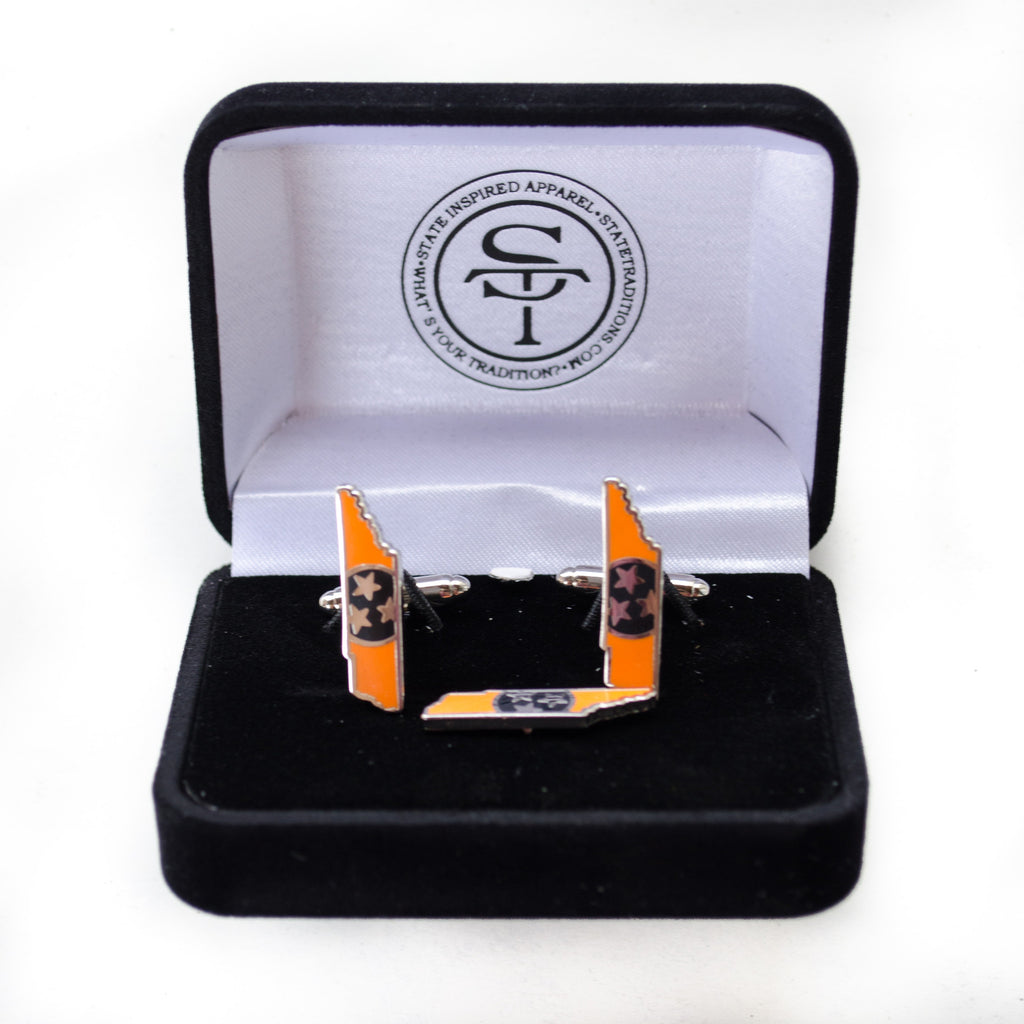 Tennessee Knoxville Traditional Cuff Links