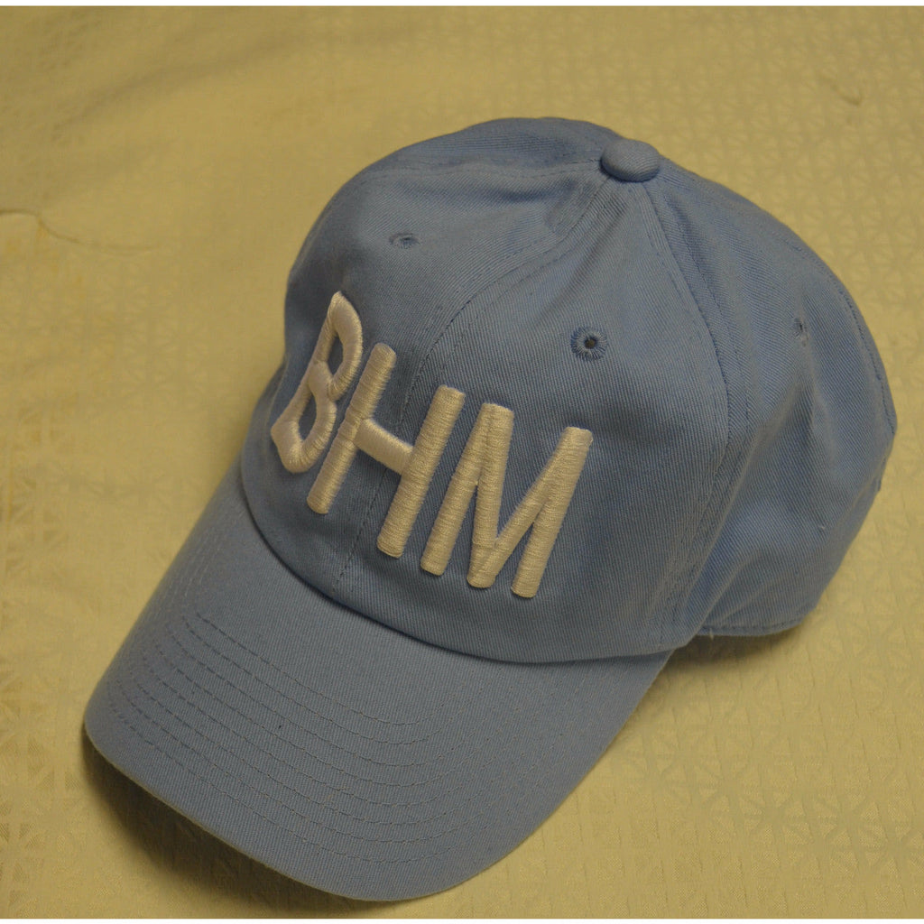 BHM State Traditions Hat Light Blue