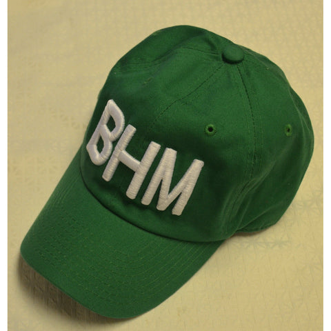 BHM State Traditions Hat Green