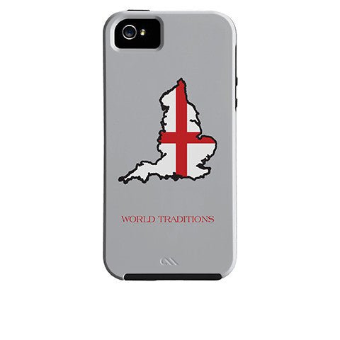 England Traditional iPhone Case