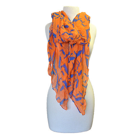Florida Gameday Scarf Orange
