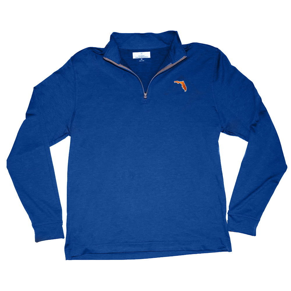 Florida Gainesville Gameday Cahaba 1/4 Zip Pullover