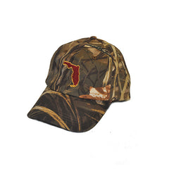 Florida Tallahassee Gameday Hat Max 4 Camo