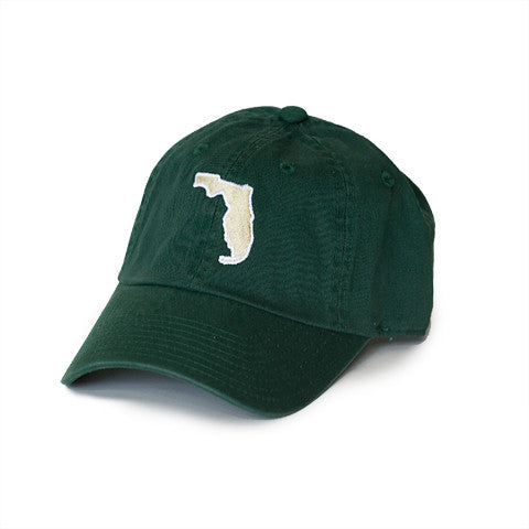 Florida Tampa Gameday Hat Green