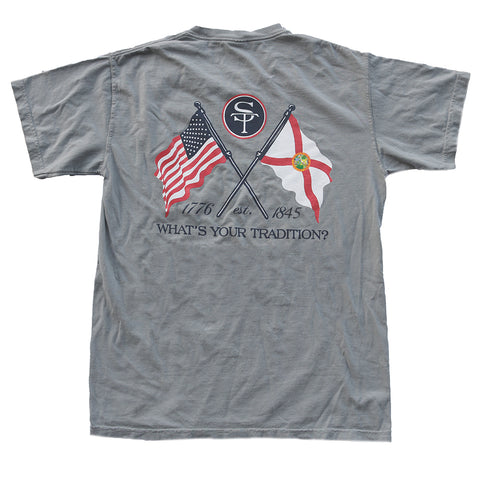 Florida Heritage T-Shirt Grey
