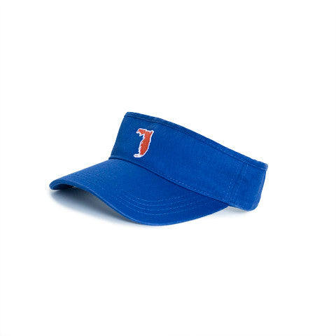 Florida Gainesville Gameday Hat Visor Blue