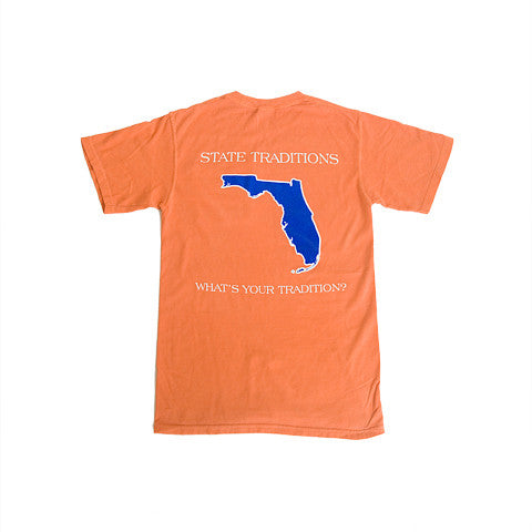 Florida Gainesville Gameday T-Shirt Orange