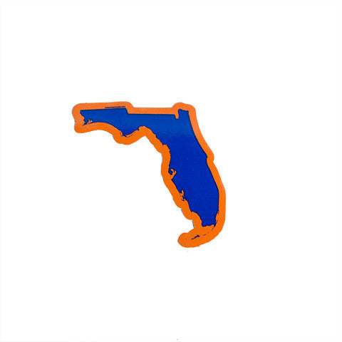 Florida Gainesville Gameday Sticker