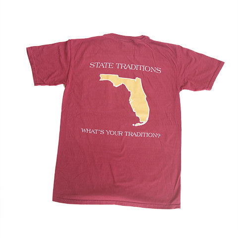 Florida Tallahassee Gameday T-Shirt Garnet