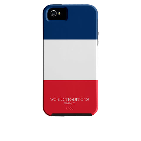 France Flag iPhone Case