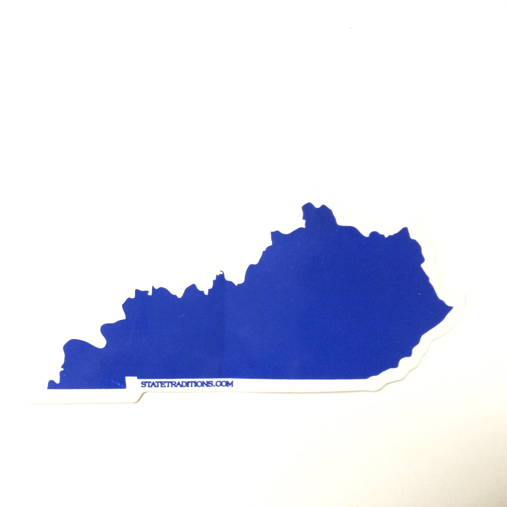Kentucky Lexington Gameday Sticker
