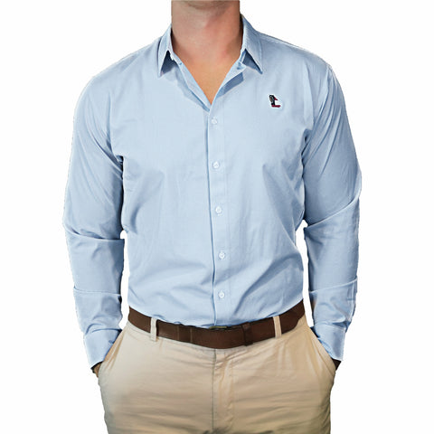 "Georgia Traditional ""Williams"" Performance Dress Shirt"
