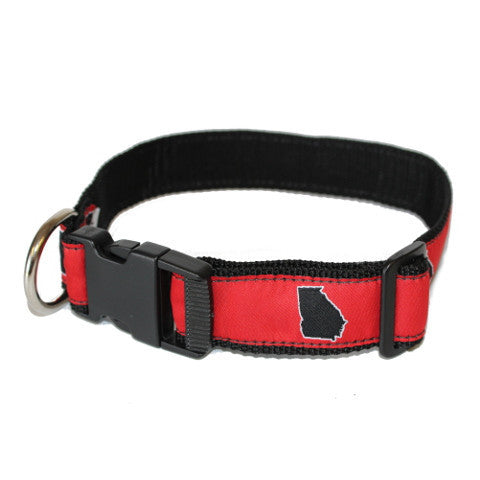 Georgia Athens Gameday Dog Collar