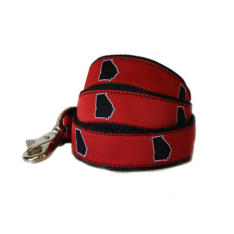 Georgia Athens Gameday Dog Leash/Lead