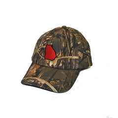 Georgia Athens Gameday Hat Max 4 Camo