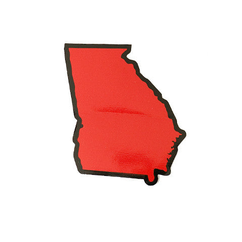 Georgia Athens Gameday Sticker