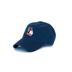 Georgia Traditional Hat Navy
