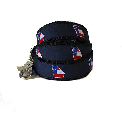 Georgia Traditional Dog Leash/Lead