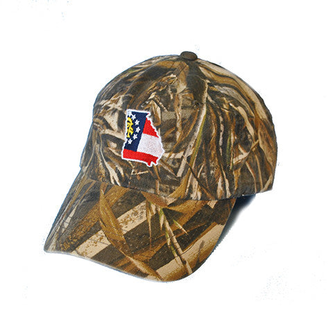 Georgia Traditional Hat Max 5 Camo