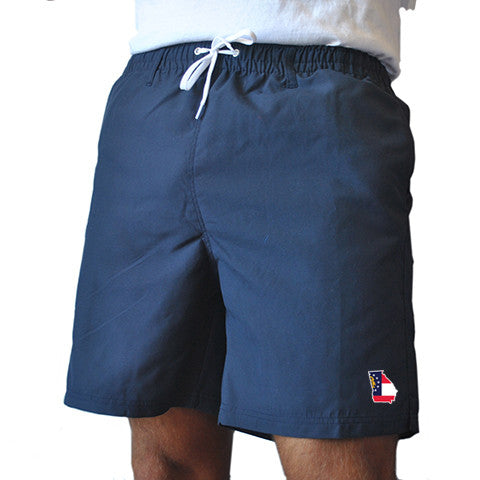 Georgia Traditional Swimwear Navy