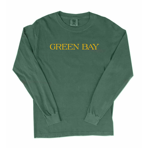 Green Bay City Series Long Sleeve T-Shirt