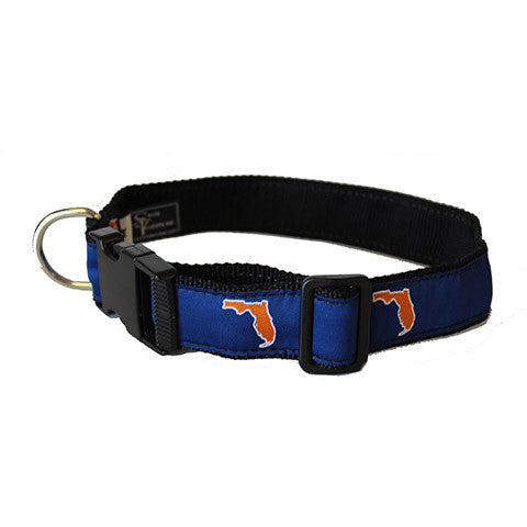 Florida Gainesville Gameday Dog Collar