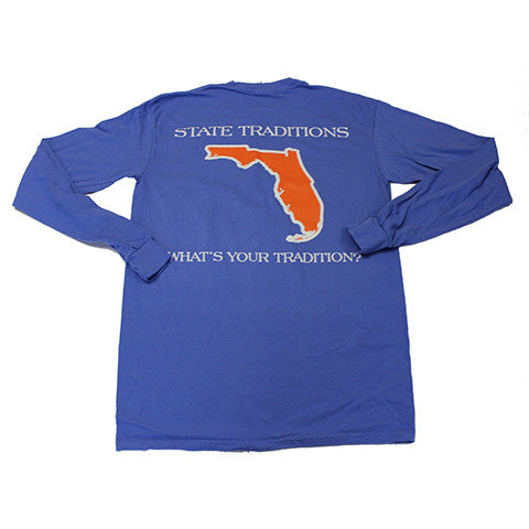 Florida Gainesville Gameday Long Sleeve T-Shirt