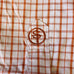 State Traditions Gameday Tattersall Long Sleeve Shirt Burnt Orange