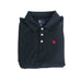 Georgia Athens Clubhouse Performance Polo Black