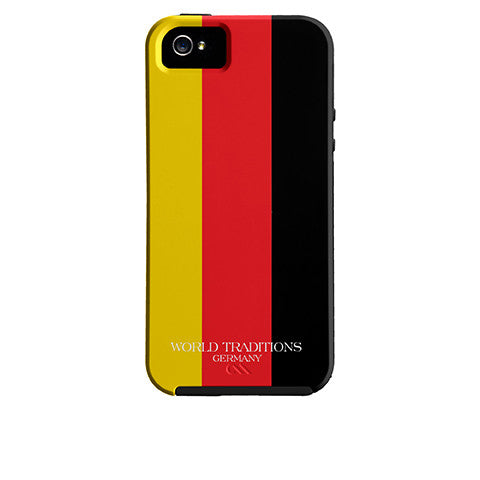 Germany Flag iPhone Case