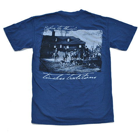 Timeless Traditions Hounds T-Shirt Midnight