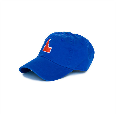 Idaho Boise Gameday Hat Blue