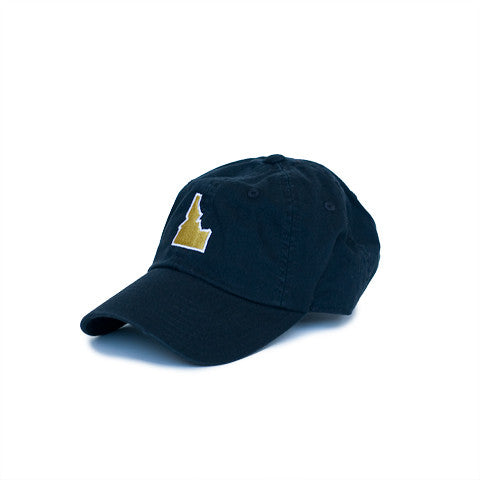 Idaho Gameday Hat Black
