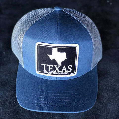 Texas Backroads Trucker Hat
