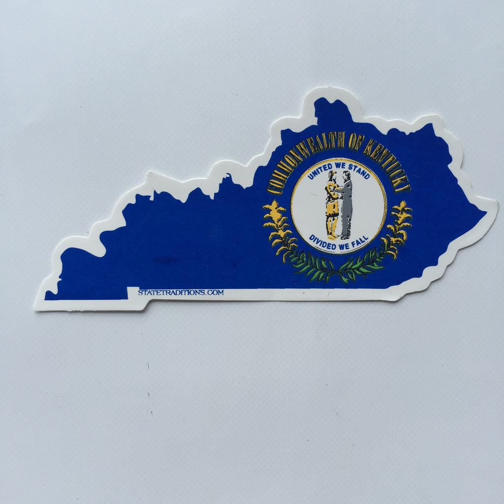 Kentucky Traditional Sticker