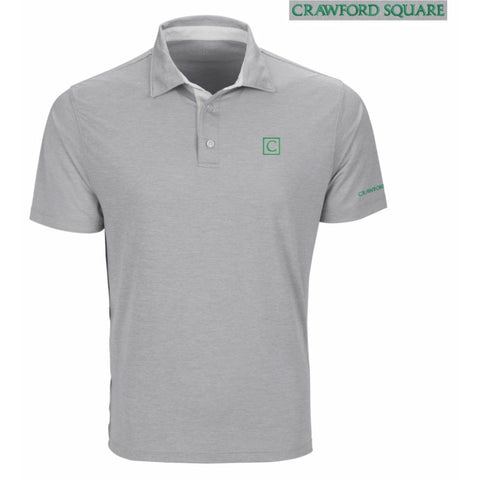 Crawford Square Performance Polo