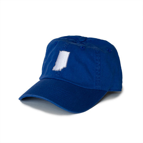 Indiana Indianapolis Gameday Hat Blue
