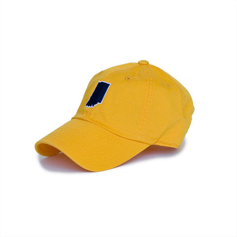 Indiana Indianapolis Gameday Hat Gold