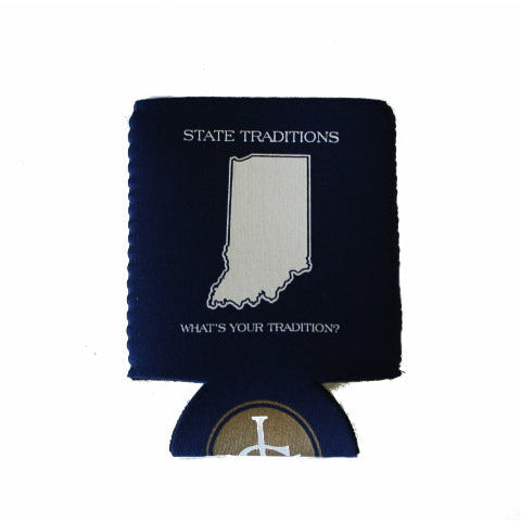 Indiana South Bend Gameday Koozie