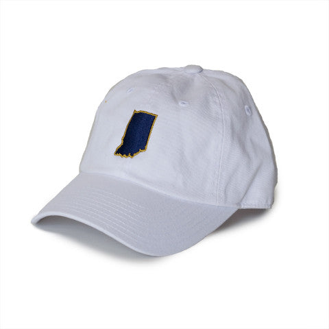 Indiana South Bend Gameday Hat White