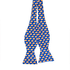 Illinois Champaign Gameday Bow Tie Blue