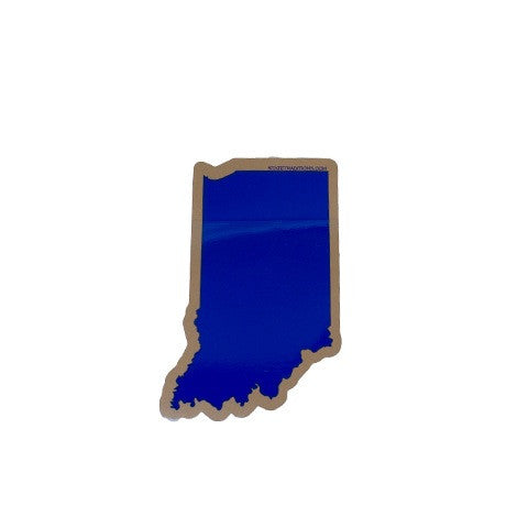 Indiana South Bend Gameday Sticker