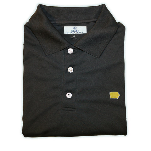 Iowa City Gameday Performance Polo